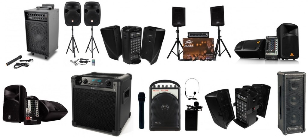 We review the ten best PA systems for the money