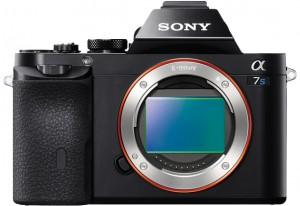 Another beautiful high-end mirrorless video camera