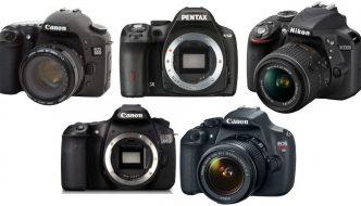The Best DSLR Camera for Under $500