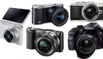 The Best Mirrorless Cameras Under $500