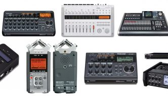 The Top 10 Best Multitrack Recorders on the Planet