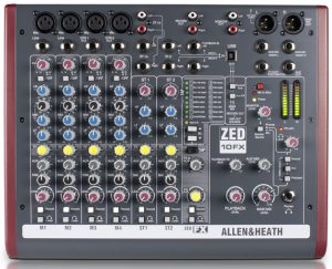 Another one of the best audio mixers in the market