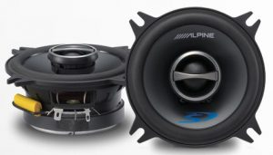 A highly rated pair of car speakers here