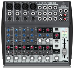 The best budget-friendly audio mixer by Behringer