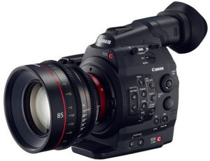 An amazing 4K video camera if you have the money