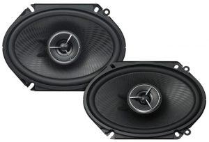 Kenwood's best car speakers