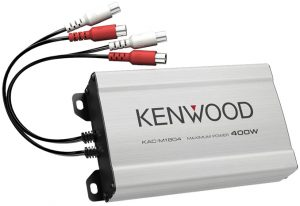 A super high rated 4-channel car amp