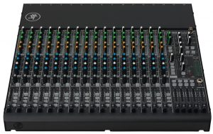 Mackie's VLZ series of audio mixers is famous