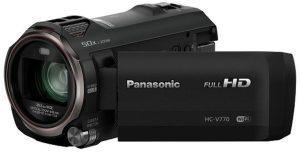 Panasonic's best camcorder