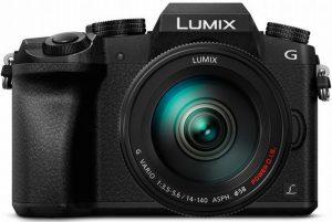 Another starter mirrorless camera by Panasonic