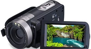 A solid budget-friendly camcorder