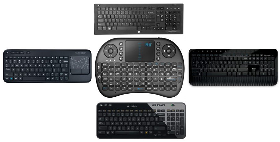 the best wireless keyboard for under 50 the wire realm. Black Bedroom Furniture Sets. Home Design Ideas