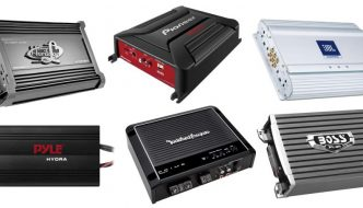 The Top 10 Best Car Amplifiers for the Money