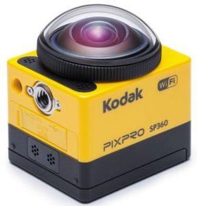 Kodak's best 360 degree camera