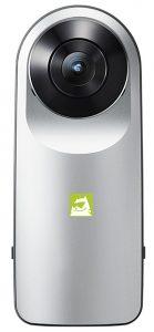 LG's high quality 360 degree camera