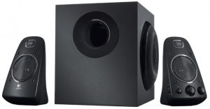 An appearance by Logitech for the best speakers for your computer