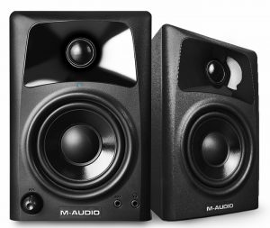 M-Audio's pair of speakers worth looking at