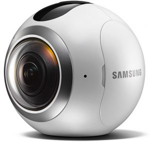 An amazing quality 360 degree camera here
