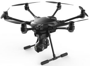 If you want 4K video resolution in the camera on drone, here's one to grab