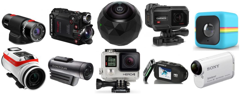 We review the best action cameras for the money