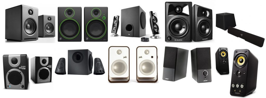 We review the ten best speakers for your computer