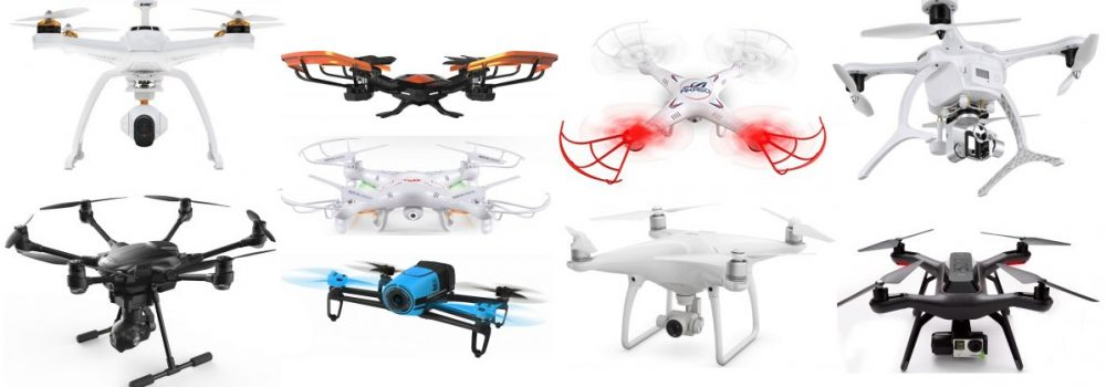 The Top 10 Best Drones with Cameras