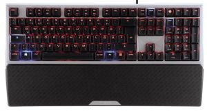 An extremely high-quality gaming keyboard