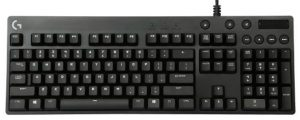 Logitech's best gaming keyboard