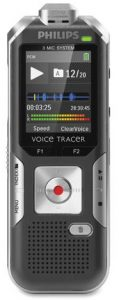 Phillips' highly rated voice recorder