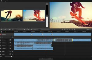 A super simplistic software to edit and create videos, clips and more