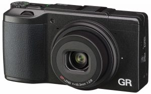A solid video point-and-shoot camera