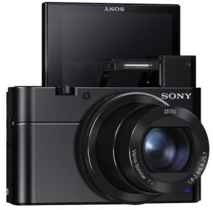 A highly rated Sony point-and-shoot camera