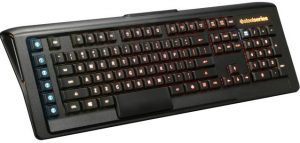 SteelSeries' high-quality gaming keyboard