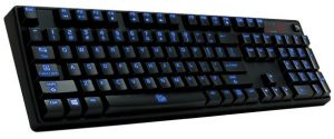 A very popular keyboard for gaming