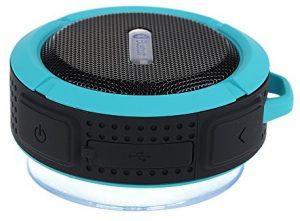 The best compact waterproof Bluetooth speaker