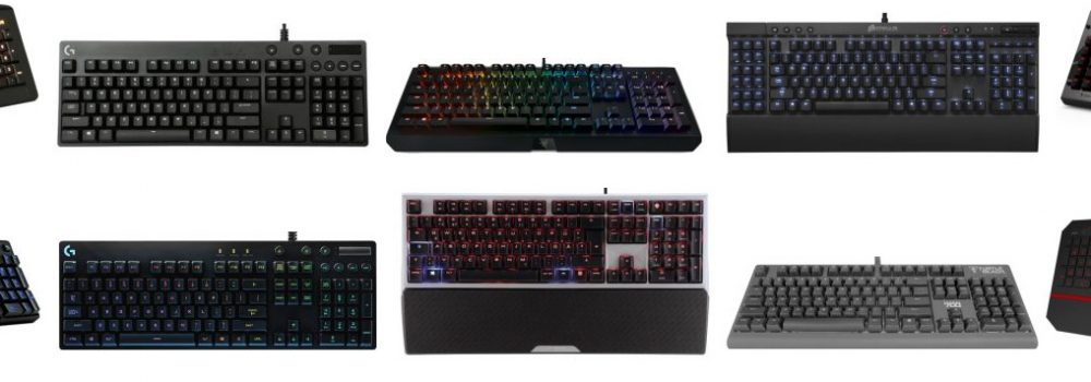 The Top 10 Best Gaming Keyboards on the Planet