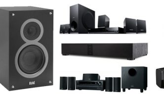 The Top 10 Best Home Theater Speaker Systems