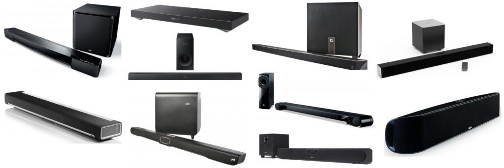 We review the best sound bars in the market