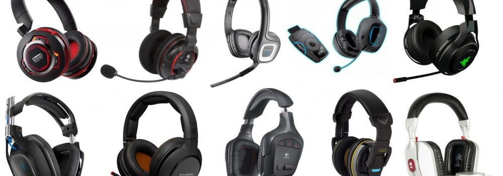 The Top 10 Best Wireless Gaming Headsets on Earth
