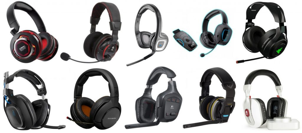 Here's our review of the ten best wireless gaming headsets in the market today