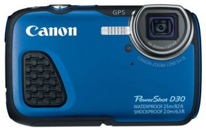 Canon's best waterproof camera in the market