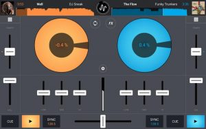 A very nice and stable DJ application for smart devices