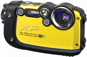 A great camera with waterproof protection