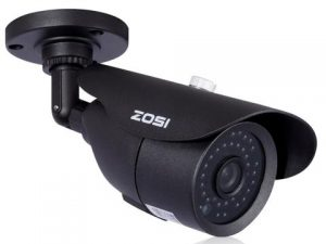 A traditional home security camera system for you to buy