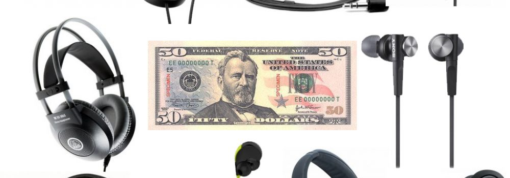 The Best Headphones Under $50