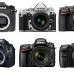 The Top 10 Best Full-Frame DSLR Cameras on Earth