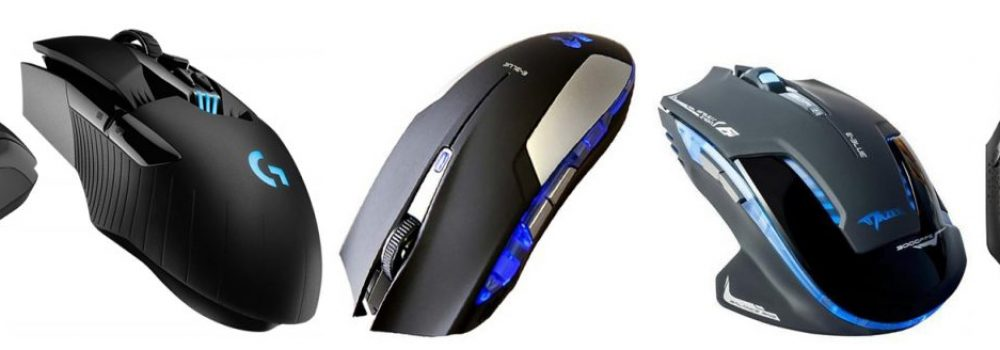 The Top 10 Best Wireless Gaming Mice for the Money