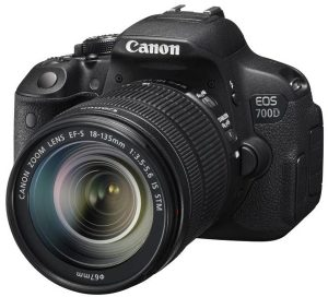 Another Canon beginners DSLR camera