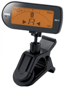 The best clip-on guitar tuner