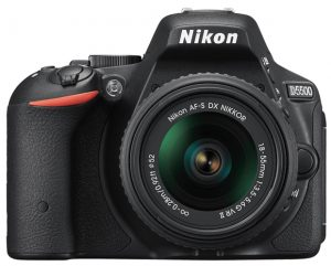 Another Nikon starter DSLR camera